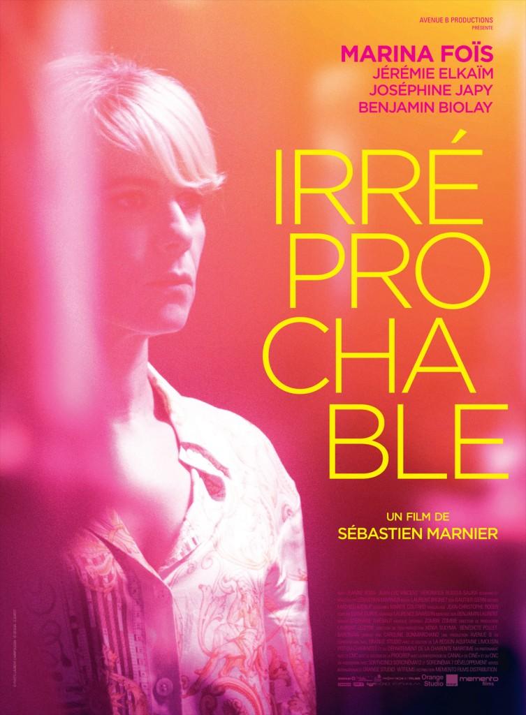«Irréprochable» de Sébastien Marnier en avant-première au Festival international du film de La Rochelle
