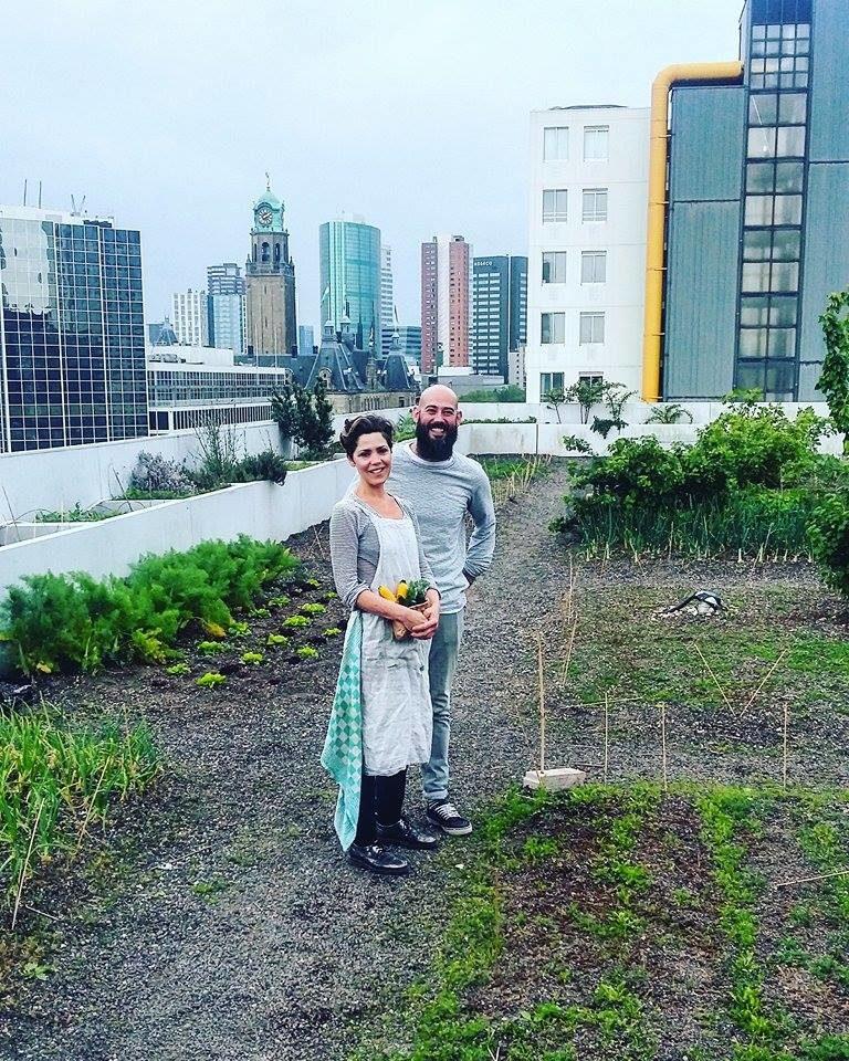 [Carnet de voyage] A Rotterdam, des fermiers urbains cultivent l'insolite