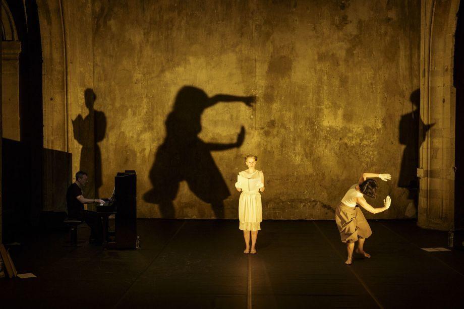 [Festival d'Avignon] La leçon de spectacle de Clara Le Picard