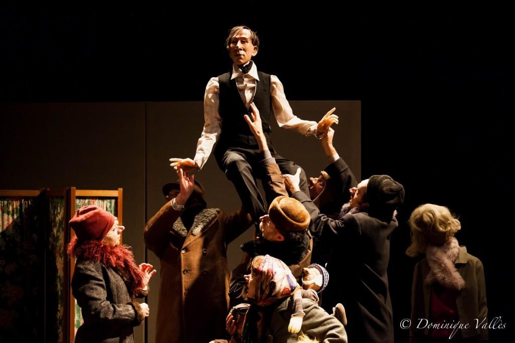 [Avignon Off] «Le Révizor» de Gogol au théâtre des Lucioles
