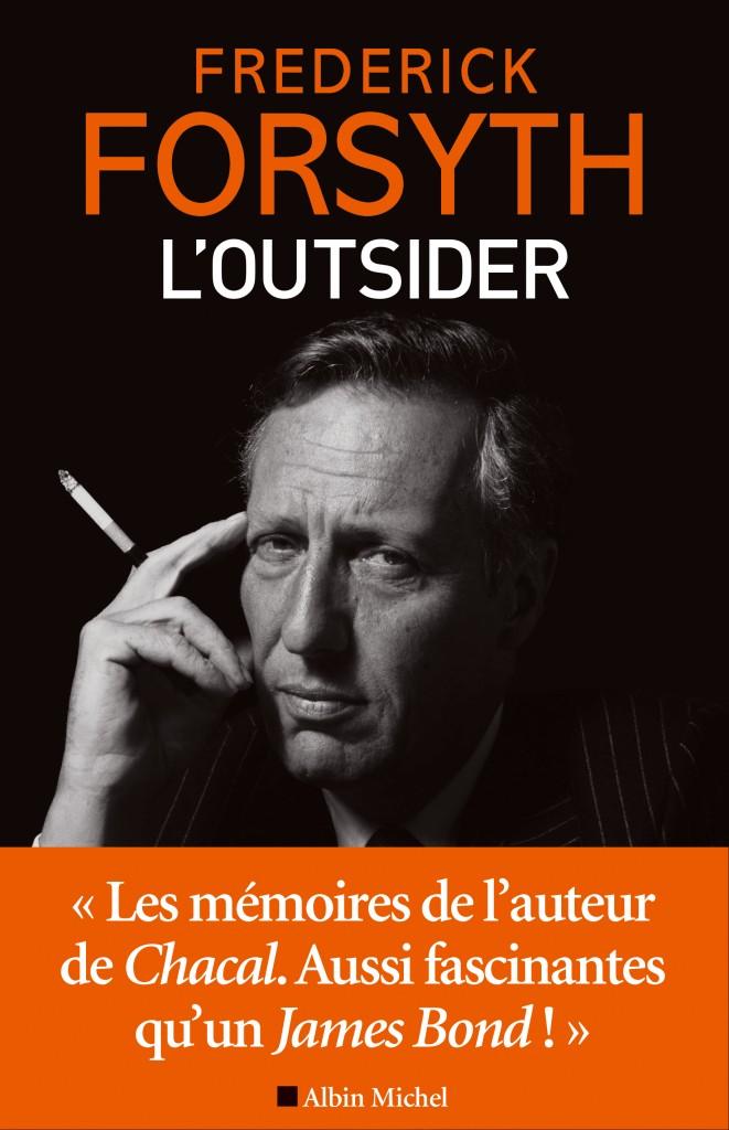 « L'outsider », de Frederick Forsyth : dommage qu'il manque un peu de souffle