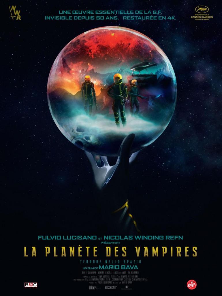 La Planète des Vampires: Reprise du classique de la S-F qui inspira Alien