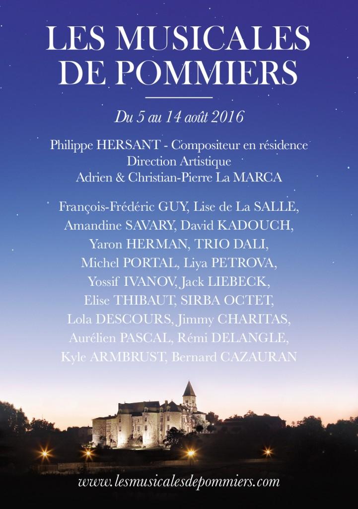 [INTERVIEW]: Christian-Pierre La Marca: Les musicales de Pommiers «servent notre but de rendre la musique classique vivante et actualisée»