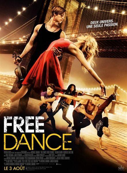 Gagnez 10×2 places de cinéma pour le film « Free Dance » jusqu'au 03/08