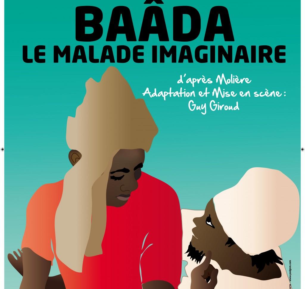 [AVIGNON OFF] EVENEMENT : BAADA, LE MALADE IMAGINAIRE DE MOLIèRE