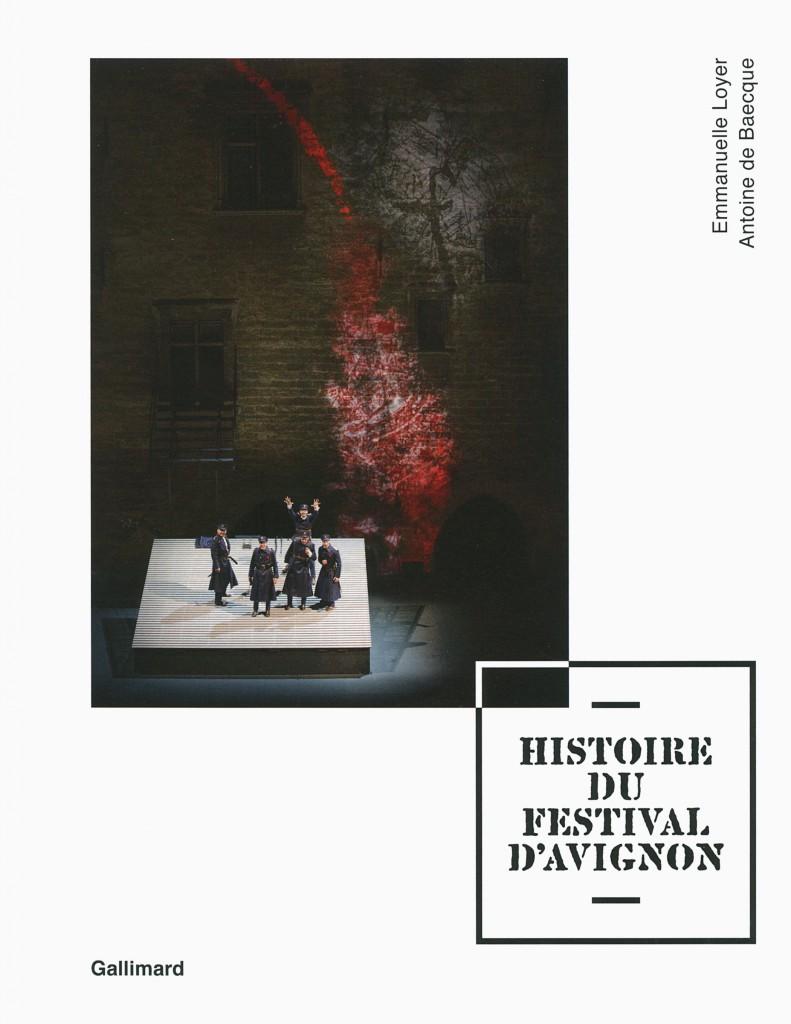 Chez Gallimard, 70 ans d'histoire retracée du Festival d'Avignon