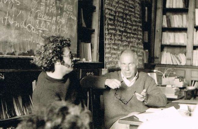 L'écrivain théoricien du Nouveau Roman, Jean Ricardou, nous quitte à 84 ans