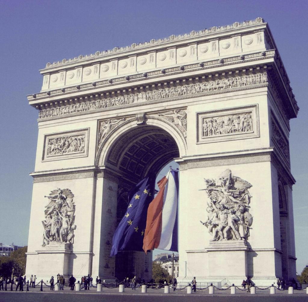14 juillet: l'histoire de l'Arc de triomphe à Paris