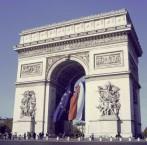 L'Arc de triomphe ©.archives société des Artistes Français