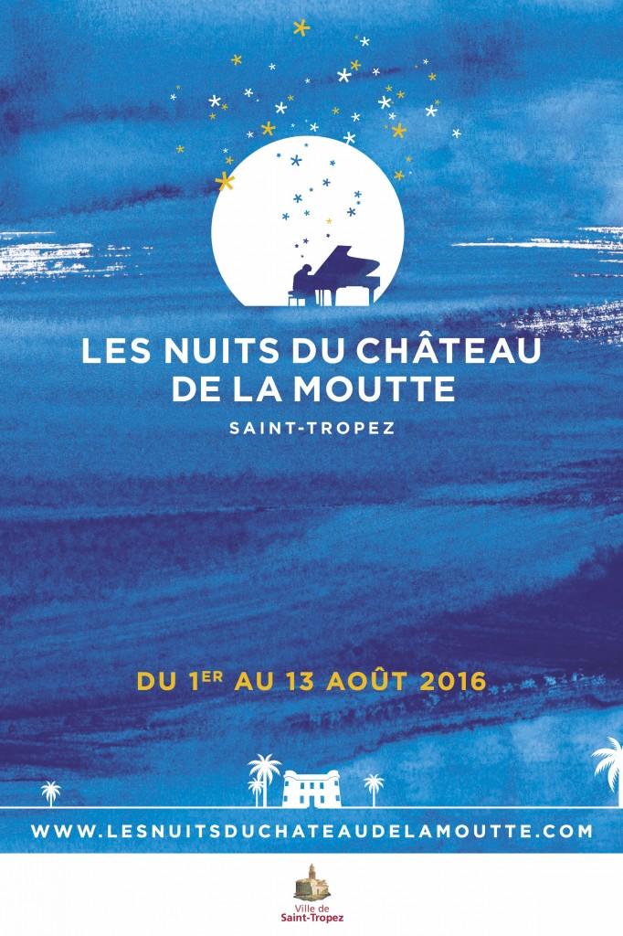 Gagnez 1×2 places pour « Les Nuits du Château de la Moutte » le 1er ou le 8 Aout 2016