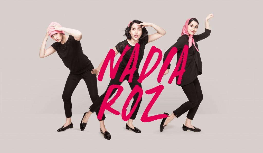 [AVIGNON OFF] Nadia ROZ «Ça fait du bien»