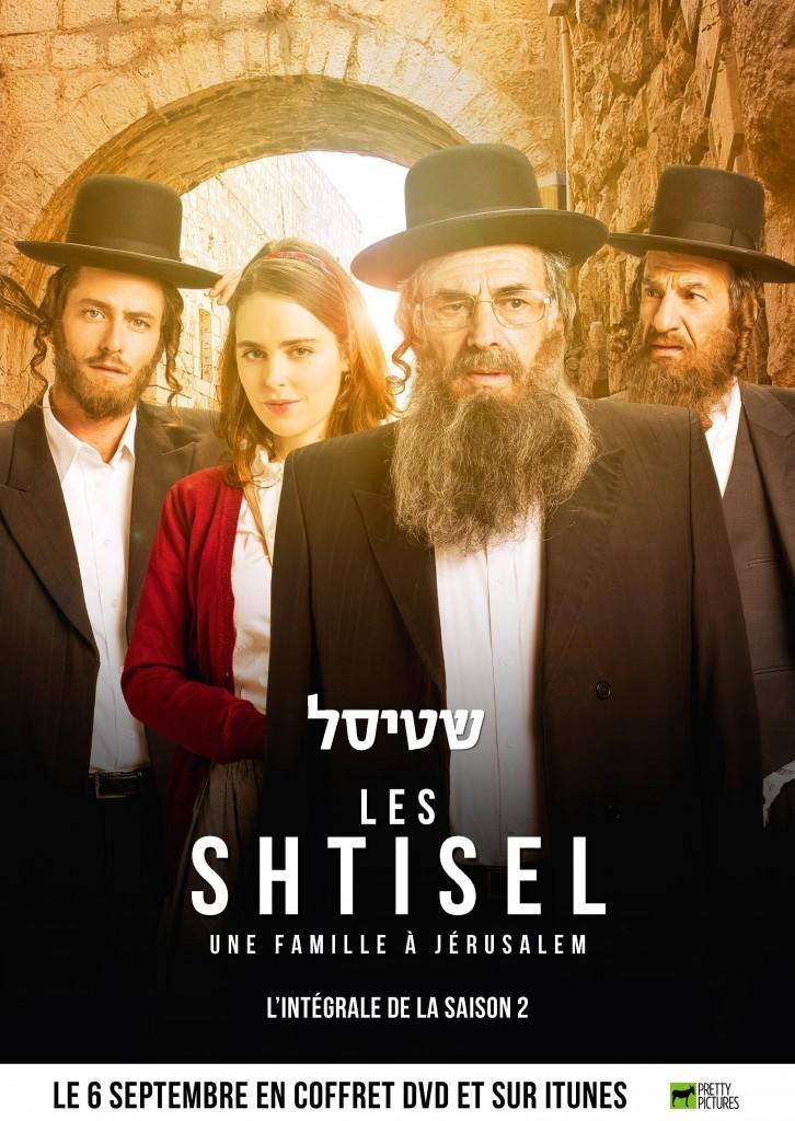 Gagnez 3×1 coffret de la saison 2 «The Shitsel, une famille à Jérusalem»