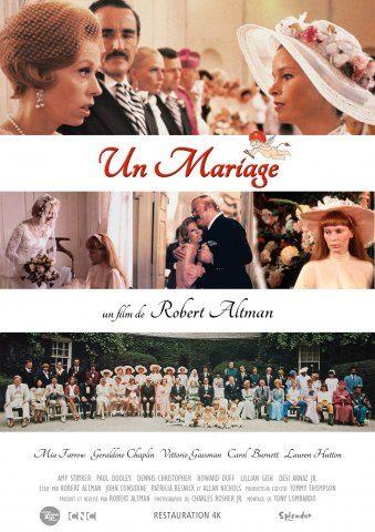 [Réédition] «Un mariage», de Robert Altman