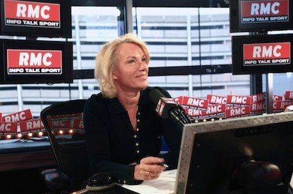 RMC se sépare de Brigitte Lahaie, après 15 ans de collaboration