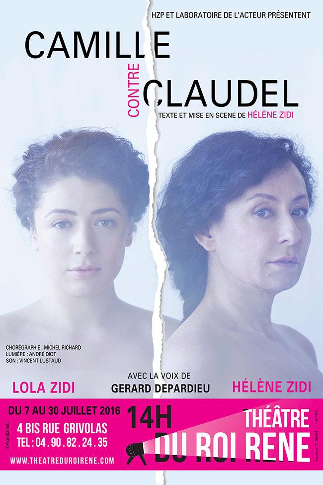 [AVIGNON OFF] Camille contre Claudel au théâtre du Roi René