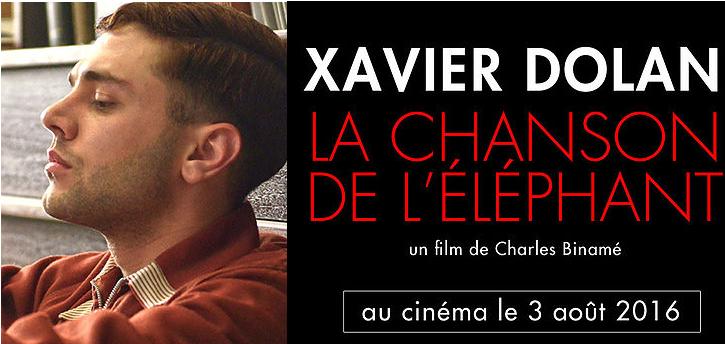 [Critique] «La chanson de l'éléphant», un rôle poignant pour Xavier Dolan