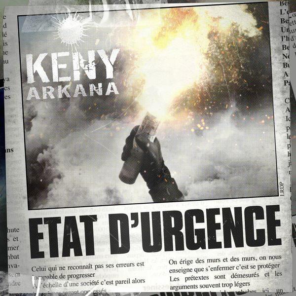 [Interview] Keny Arkana, « Etat d'Urgence » : Le rap comme un état de conscience
