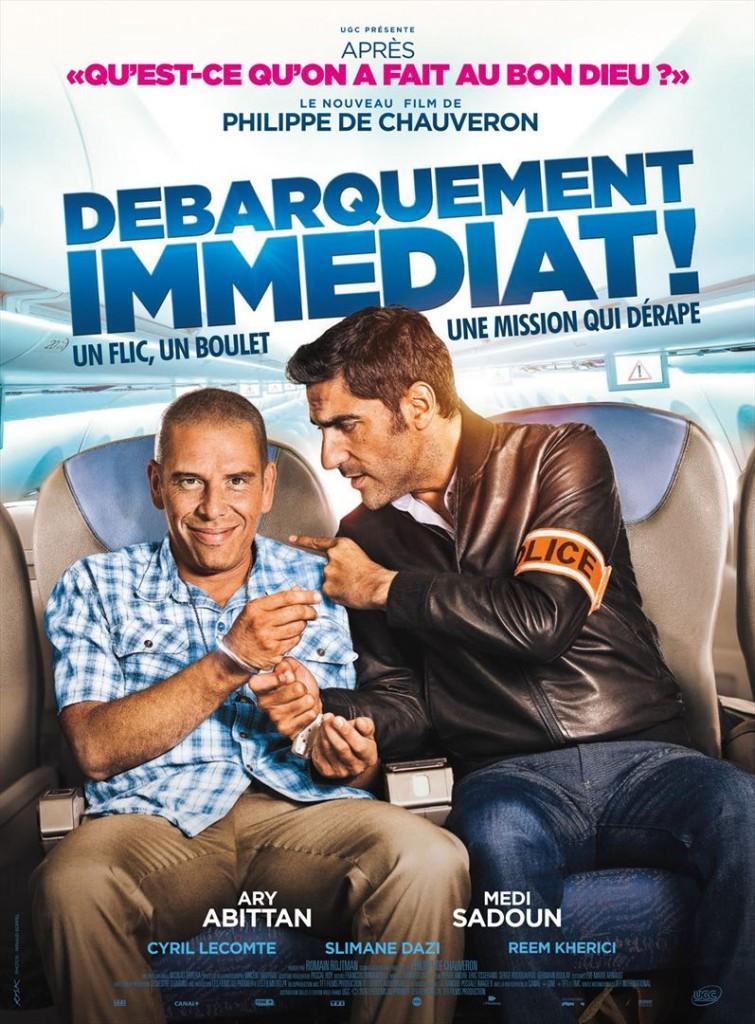 [Critique] du film « Débarquement immédiat » comédie (un peu trop) classique à la Veber