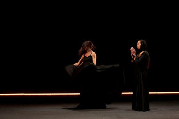 [Festival d'Avignon] Fatmeh, le deuil d'Ali Chahrour