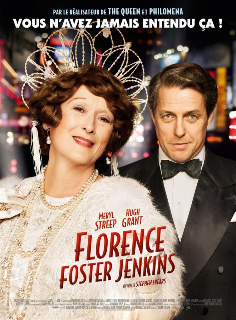 [Critique] du film « Florence Foster Jenkins » Stephen Frears nous conte sa Marguerite