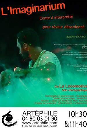 [Avignon Off] L'imaginarium, danse contemporaine onirique pour les mômes