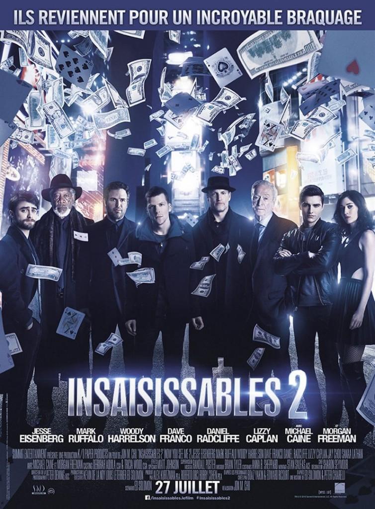 [Critique] du film « Insaisissables 2 » les magiciens se perdent dans leurs jeux d'illusion