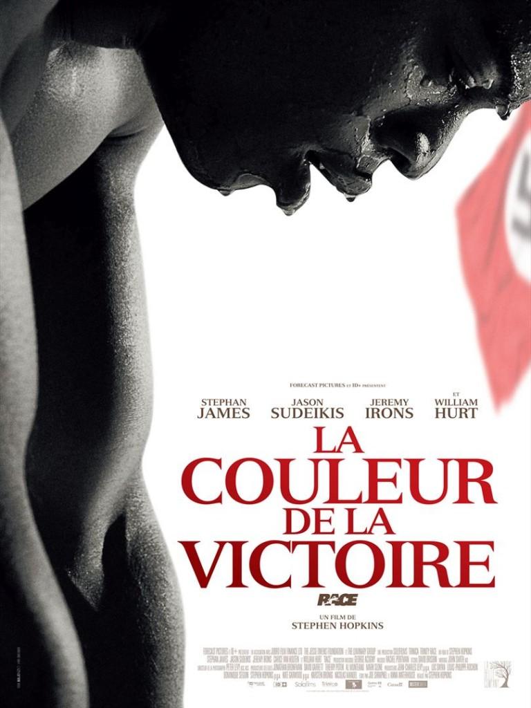 [Critique] du film « La couleur de la victoire » Jesse Owens défie l'Amérique ségrégationniste et l'Allemagne nazie