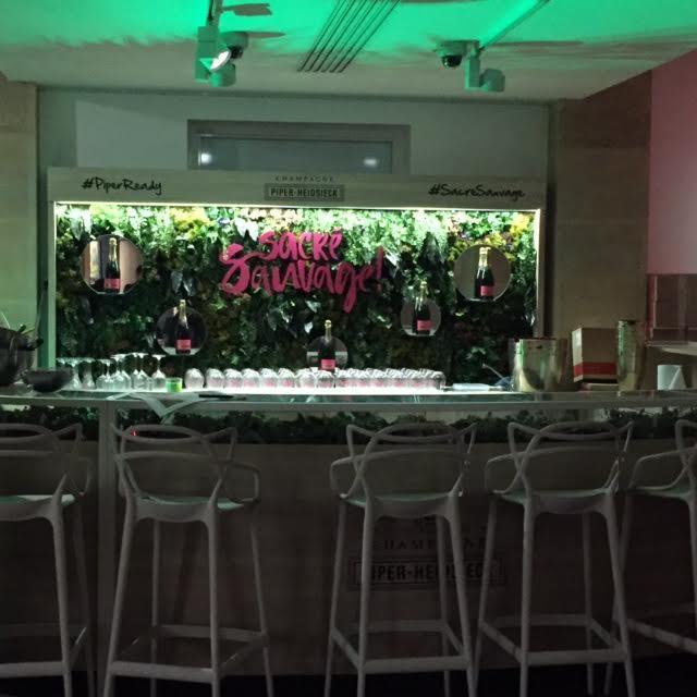 Bar ph m re le jardin municipal le bon plan vert du for Le jardin bar