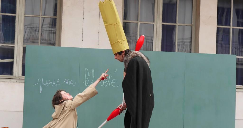 [Chalon Dans La Rue] Libreté et poésie, le cirque chorégraphié de Muchmuche Company