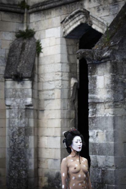 [Festival d'Avignon] Angélica Liddell dans une performance tentaculaire