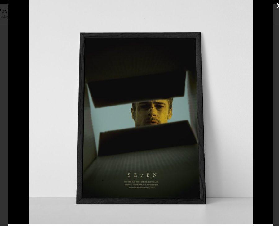 A movie poster a day : Quand un designer revisite les affiches de film