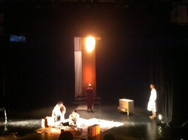 Nous n'irons pas à Avignon avec «Pacamambo» à Gare au Théâtre