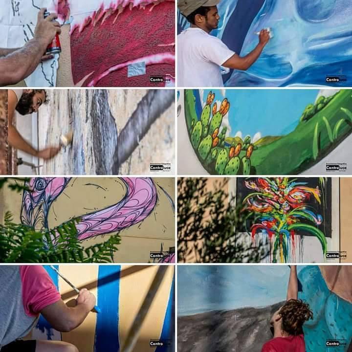 [Carnet de Voyage] «Art's Oasis», Débarquement d'art en Sicile