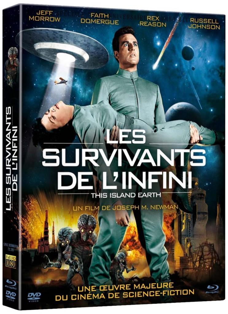 «Le Météore de la Nuit» et «Les Survivants de l'Infini»: Sorties vidéo de deux pépites de la S-F