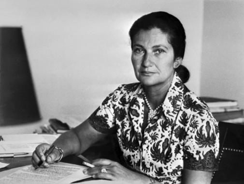 Simone Veil est décédée à 89 ans