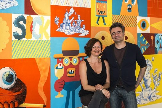 [Interview] Laurent Zorzin et Effi Mild fêtent les 20 ans de Arts Factory