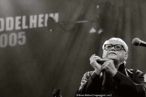 L'harmoniciste de génie Toots Thielemans est mort