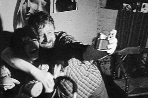 Photogramme extrait du film Gerard Fieret, fotograaf, 1971 © Jacques Meijer