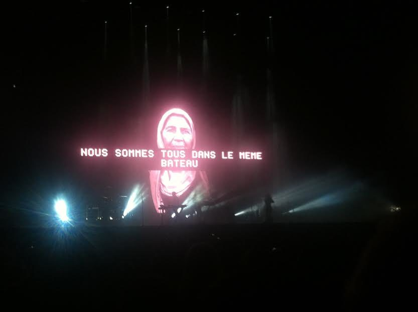 [Live report] Massive Attack à Rock en Seine
