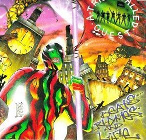 Un mix en hommage à un album méconnu de A Tribe Called Quest