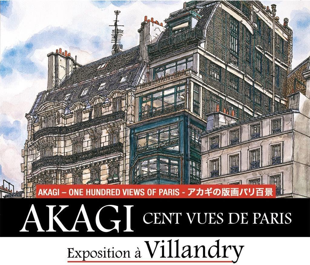 [Interview] Akagi Kojiro un dialogue avec la mémoire de Paris