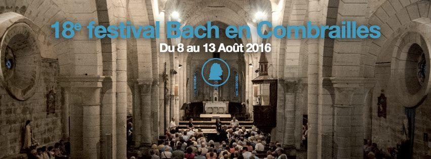 [Interview] Patrick Ayrton nous parle de l'édition 2016 de Bach en Combrailles