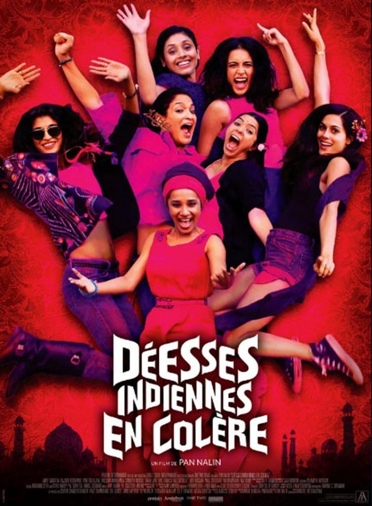 [Critique] du film « Déesses indiennes en colère » brulôt féministe fougueux de Pan Nalin