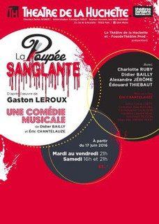 «La Poupée Sanglante» au Théâtre de la Huchette