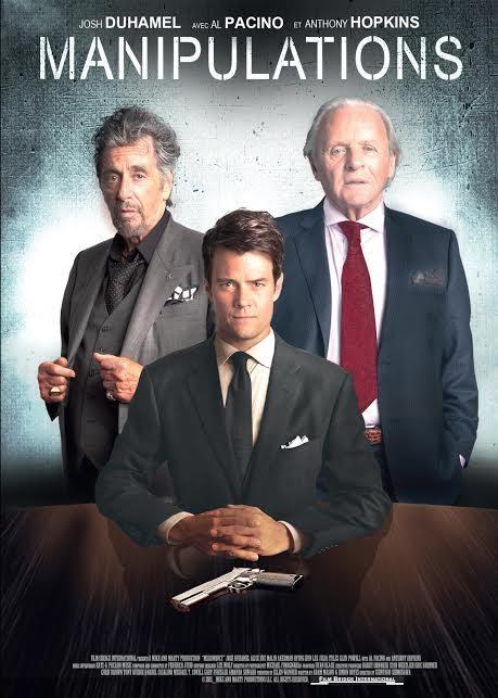Gagnez 3 DVD et 3 Blu-ray de Manipulations