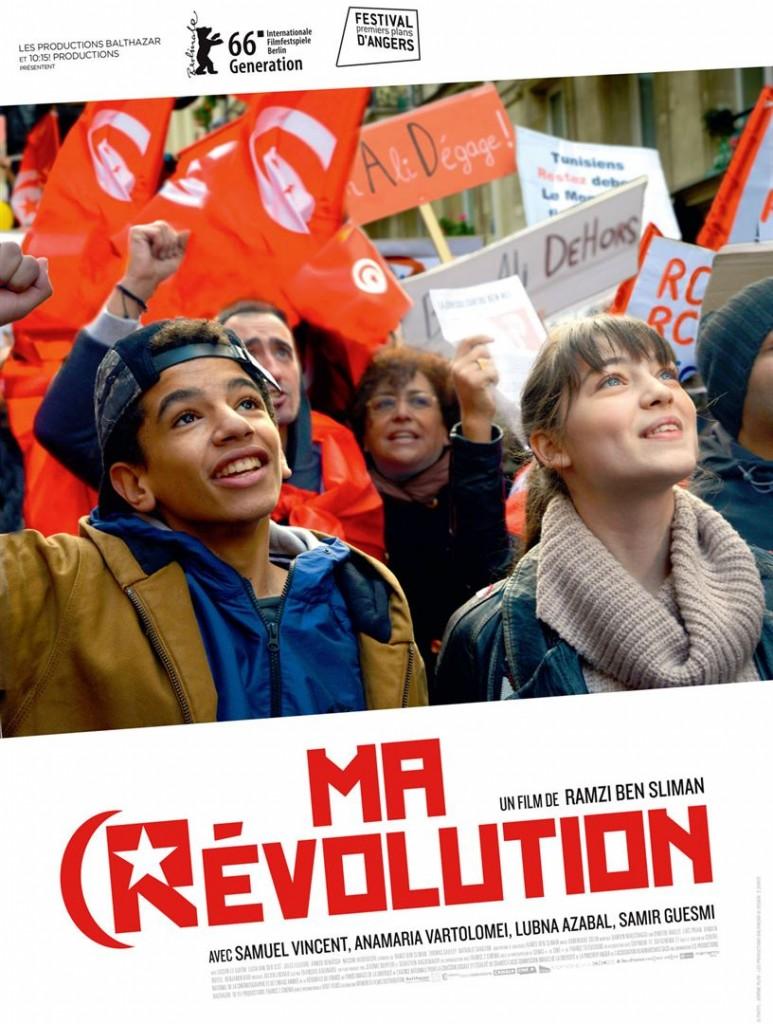 [Critique] du film « Ma révolution » le printemps arabe vu par un ado parisien