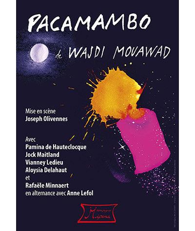 «Pacamambo» de Wajdi Mouawad à l'Essaion