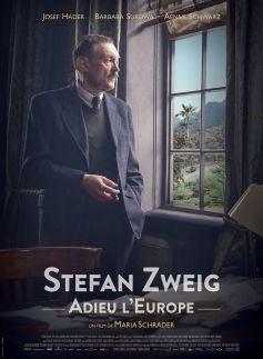 «STEFAN ZWEIG, ADIEU L'EUROPE» De Maria Schrader