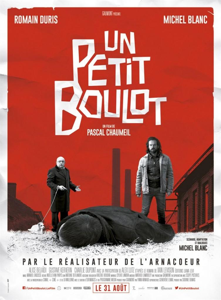Gagnez 5 x 2 places pour le film «Un Petit Boulot»