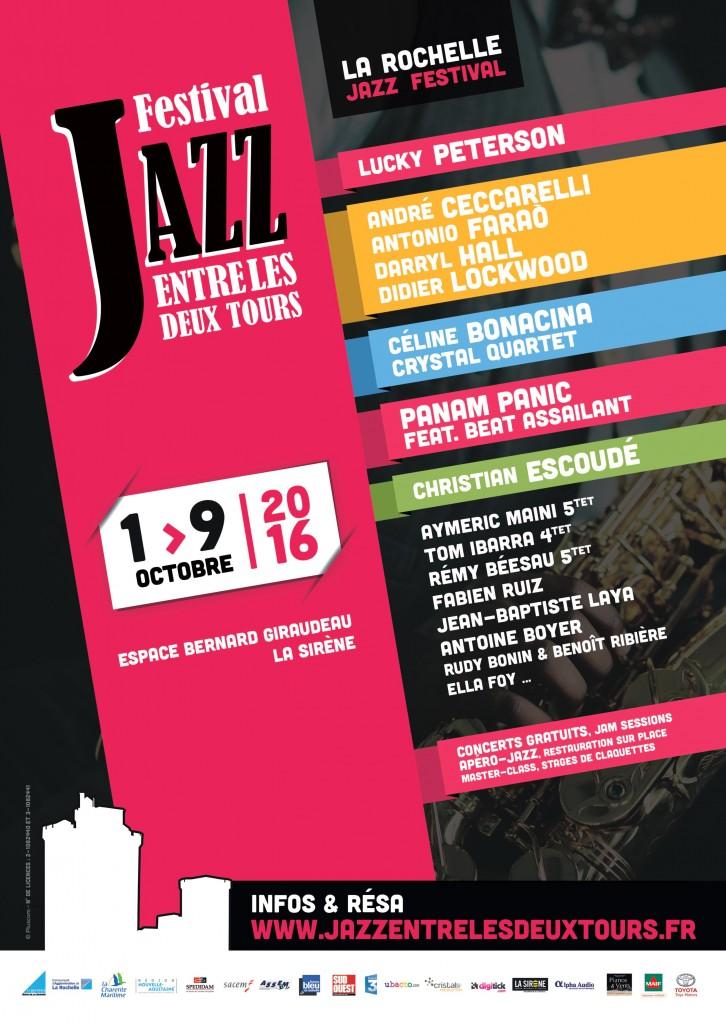 Le jazz dans tous ses états à La Rochelle